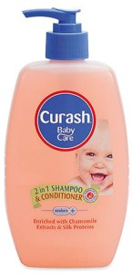 Curash 2 in 1 Shampoo and conditioner